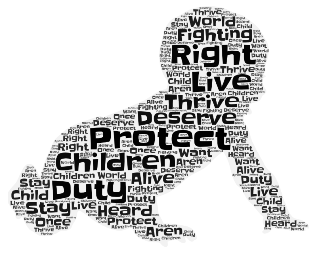 It's our duty to protect our children.